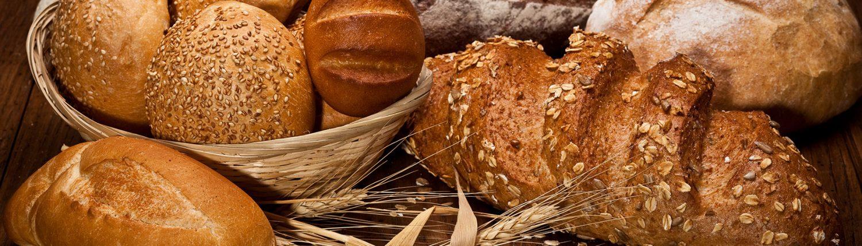 genrebild på bröd